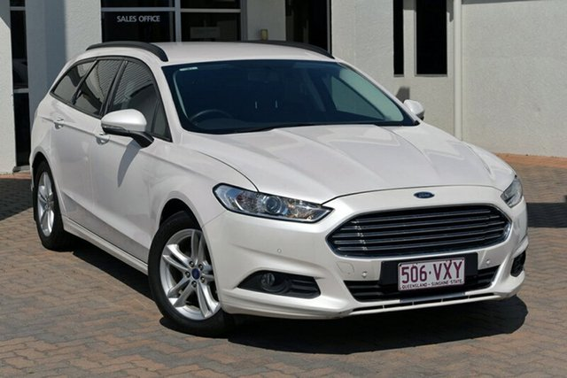 Discounted Used Ford Mondeo Ambiente PwrShift, Southport, 2015 Ford Mondeo Ambiente PwrShift Wagon