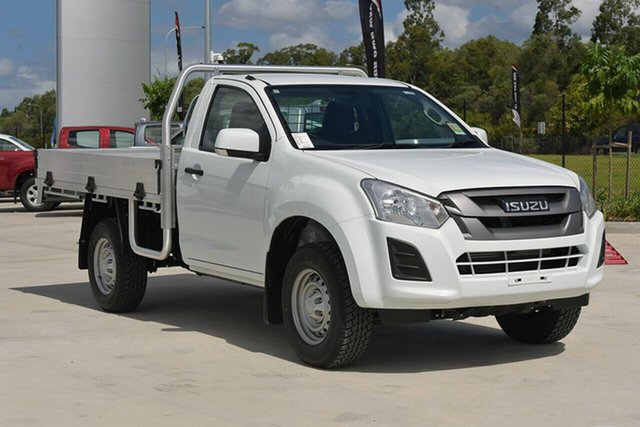 New Isuzu D-MAX SX 4x2 High Ride, Southport, 2018 Isuzu D-MAX SX 4x2 High Ride Cab Chassis