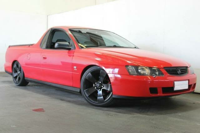 Used Holden Ute Extended CAB, Underwood, 2003 Holden Ute Extended CAB Utility