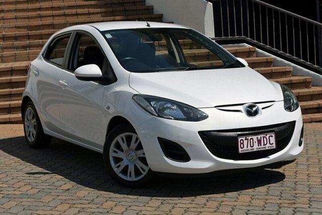 Discounted Used Mazda 2 Neo, Southport, 2012 Mazda 2 Neo Hatchback