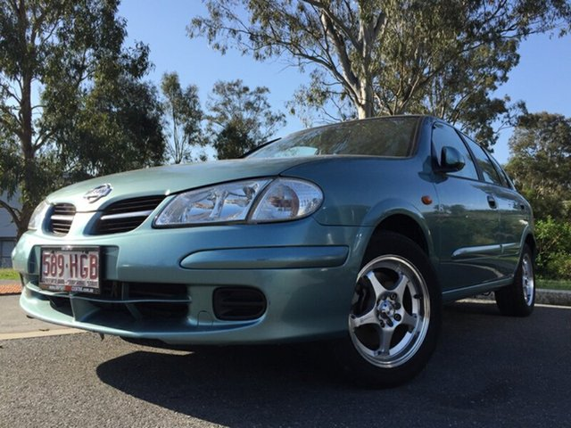 Used Nissan Pulsar, Kingston, 2001 Nissan Pulsar Hatchback