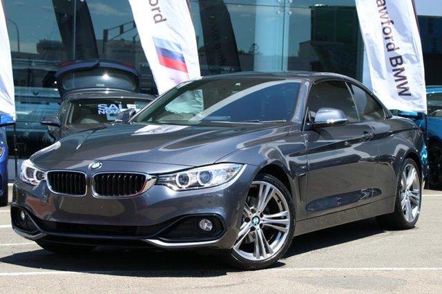 Used BMW 420d Sport Line, Brookvale, 2014 BMW 420d Sport Line Convertible
