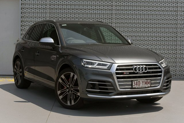 Demonstrator, Demo, Near New Audi Q5, Southport, 2018 Audi Q5 Wagon