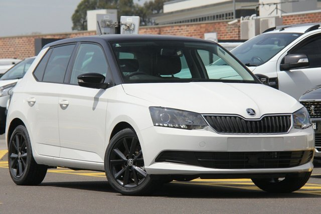 Discounted Demonstrator, Demo, Near New Skoda Fabia 81TSI DSG, Southport, 2018 Skoda Fabia 81TSI DSG Hatchback