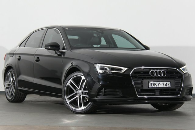 Used Audi A3 Attraction S tronic, Southport, 2016 Audi A3 Attraction S tronic Sedan