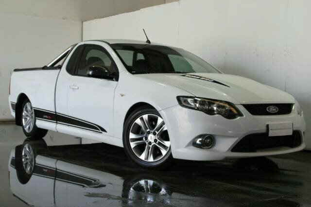 Used Ford Falcon XR8 EXTENDED CAB, Underwood, 2008 Ford Falcon XR8 EXTENDED CAB Utility