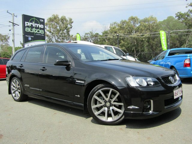 Used Holden Commodore SS-V, Underwood, 2011 Holden Commodore SS-V Sportswagon