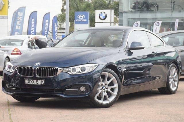 Used BMW 420i Luxury Line, Brookvale, 2015 BMW 420i Luxury Line Coupe