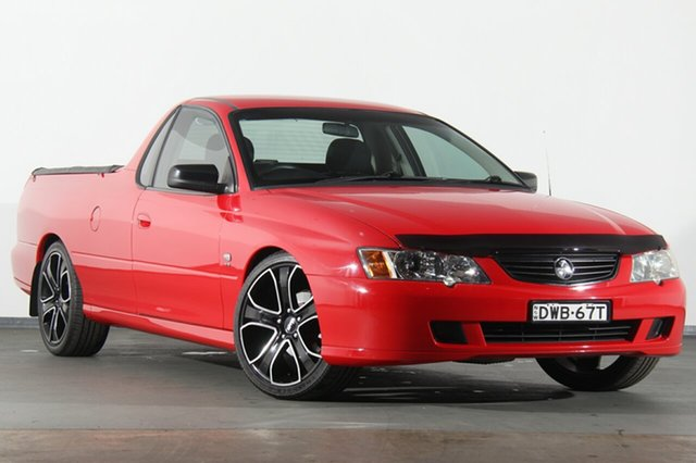 Discounted Used Holden Ute, Southport, 2004 Holden Ute Utility