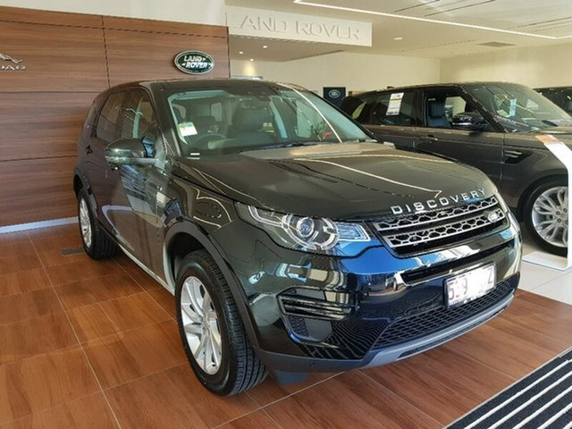 Demonstrator, Demo, Near New Land Rover Discovery Sport TD4 110kW SE, Cairns, 2018 Land Rover Discovery Sport TD4 110kW SE Wagon