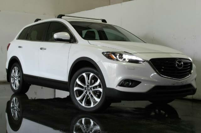 Used Mazda CX-9 Grand Touring, Underwood, 2012 Mazda CX-9 Grand Touring Wagon