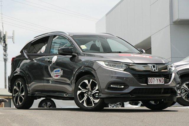 Demonstrator, Demo, Near New Honda HR-V RS, Indooroopilly, 2018 Honda HR-V RS Hatchback