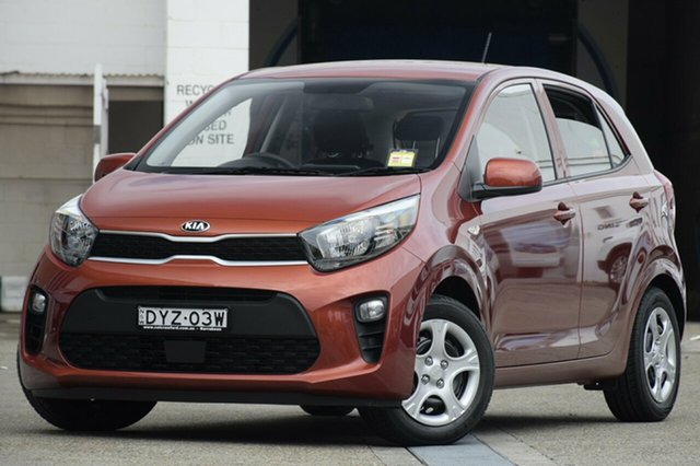Demonstrator, Demo, Near New Kia Picanto S, Brookvale, 2018 Kia Picanto S Hatchback