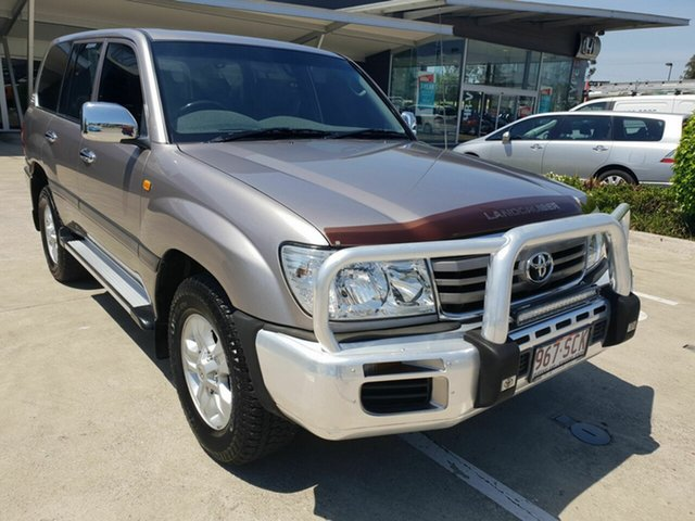 Discounted Used Toyota Landcruiser GXL, Yamanto, 2005 Toyota Landcruiser GXL Wagon