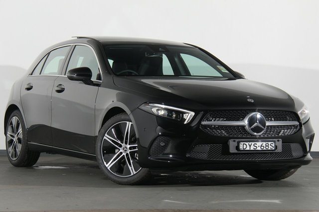Demonstrator, Demo, Near New Mercedes-Benz A200 D-CT, Southport, 2018 Mercedes-Benz A200 D-CT Hatchback