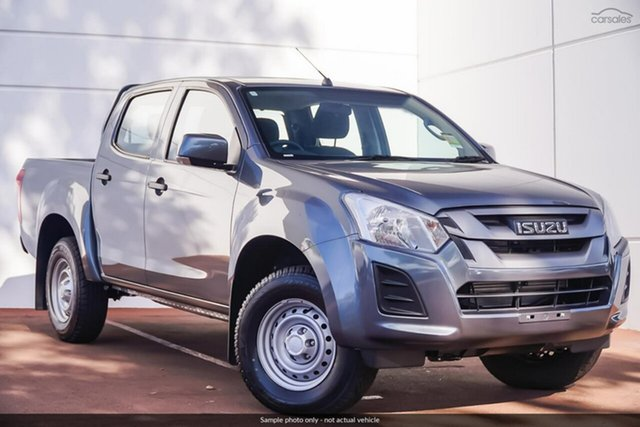 New Isuzu D-MAX SX Crew Cab 4x2 High Ride, Southport, 2018 Isuzu D-MAX SX Crew Cab 4x2 High Ride Utility
