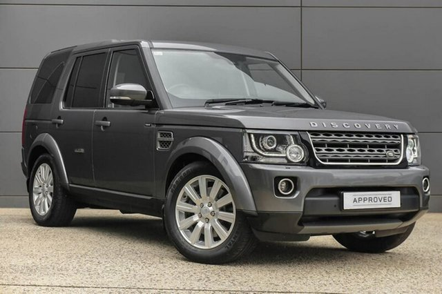 Used Land Rover Discovery TDV6, Geelong, 2015 Land Rover Discovery TDV6 Wagon