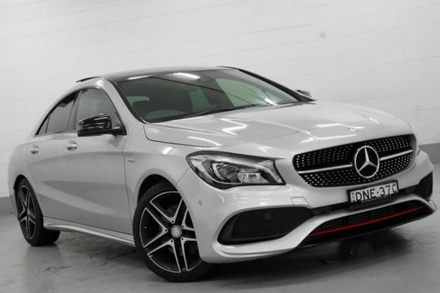 Used Mercedes-Benz CLA250 Sport DCT 4MATIC, Southport, 2016 Mercedes-Benz CLA250 Sport DCT 4MATIC Coupe