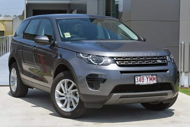 Demonstrator, Demo, Near New Land Rover Discovery Sport SD4 SE, Southport, 2017 Land Rover Discovery Sport SD4 SE Wagon
