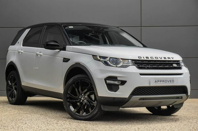 Used Land Rover Discovery Sport TD4 180 HSE Luxury, Geelong, 2017 Land Rover Discovery Sport TD4 180 HSE Luxury Wagon