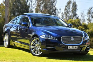 2014 Jaguar XJ Premium LWB Luxury Sedan.