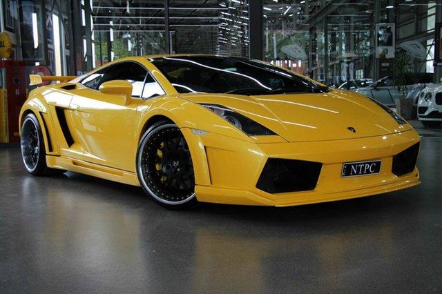 Used Lamborghini Gallardo SE E-Gear AWD, North Melbourne, 2006 Lamborghini Gallardo SE E-Gear AWD Coupe