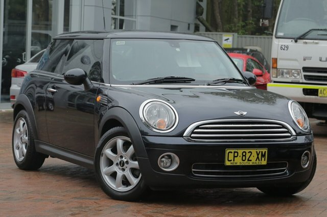 Used Mini Hatch Cooper Chilli, Southport, 2008 Mini Hatch Cooper Chilli Hatchback
