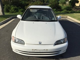 1995 Honda Civic SE Sedan.
