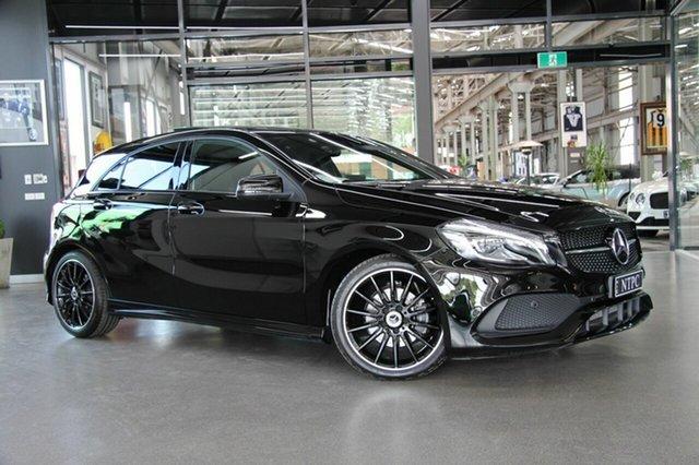 Used Mercedes-Benz A200, North Melbourne, 2018 Mercedes-Benz A200 Hatchback