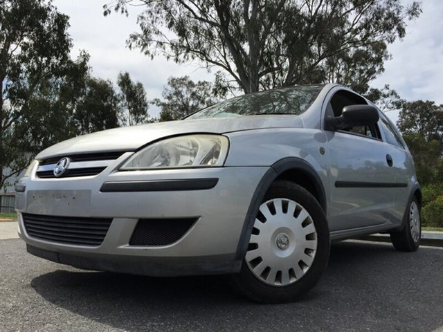 Used Holden Barina, Kingston, 2005 Holden Barina Hatchback