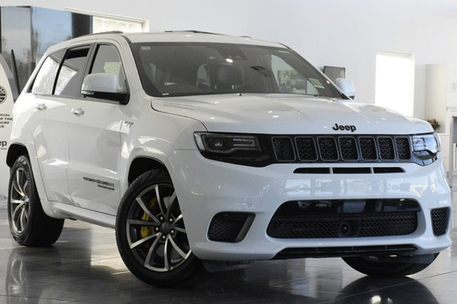 Discounted New Jeep Grand Cherokee Trackhawk, Southport, 2018 Jeep Grand Cherokee Trackhawk SUV