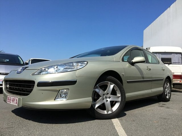 Used Peugeot 407 HDi, Kingston, 2007 Peugeot 407 HDi Sedan