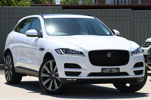 Demonstrator, Demo, Near New Jaguar F-PACE Prestige, Blakehurst, 2017 Jaguar F-PACE Prestige Wagon