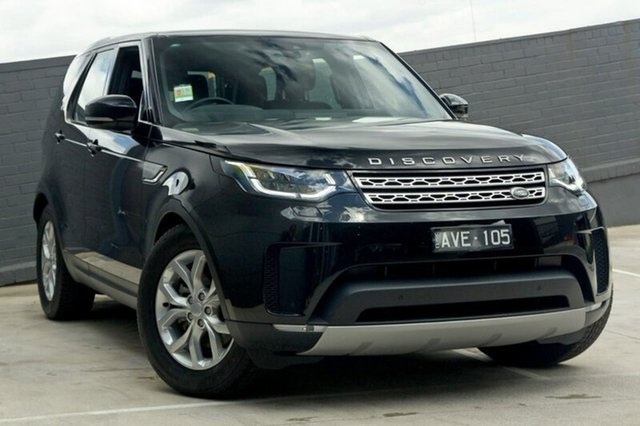 Demonstrator, Demo, Near New Land Rover Discovery SD4 HSE, Doncaster, 2018 Land Rover Discovery SD4 HSE Wagon