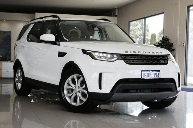 Used Land Rover Discovery TD6 SE, Cannington, 2017 Land Rover Discovery TD6 SE Wagon