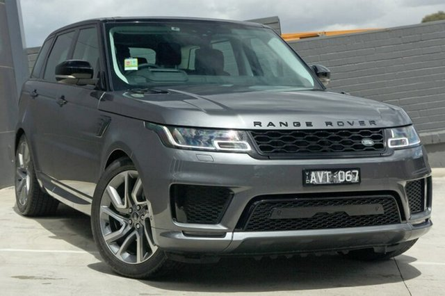 Land Rover Range Rover Sport SDV6 CommandShift Autobiography Dynamic, Doncaster, 2018 Land Rover Range Rover Sport SDV6 CommandShift Autobiography Dynamic Wagon
