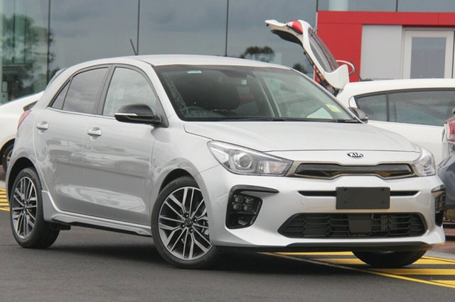 Demonstrator, Demo, Near New Kia Rio GT-Line DCT, Southport, 2018 Kia Rio GT-Line DCT Hatchback