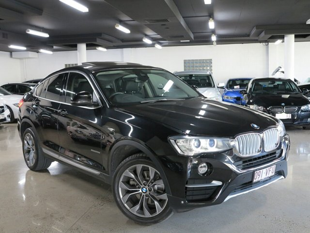 Used BMW X4 xDrive20d Steptronic, Albion, 2014 BMW X4 xDrive20d Steptronic Wagon