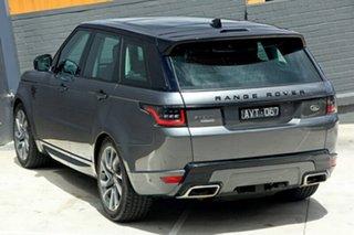 2018 Land Rover Range Rover Sport SDV6 CommandShift Autobiography Dynamic Wagon.