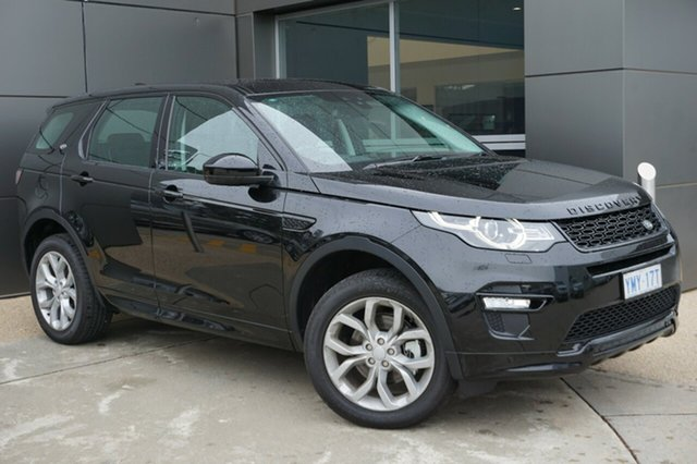 Discounted New Land Rover Discovery Sport TD4 132kW HSE, Phillip, 2017 Land Rover Discovery Sport TD4 132kW HSE Wagon