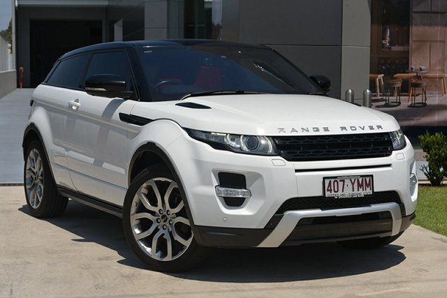 Used Land Rover Range Rover Evoque Si4 Coupe CommandShift Dynamic, Southport, 2012 Land Rover Range Rover Evoque Si4 Coupe CommandShift Dynamic Wagon