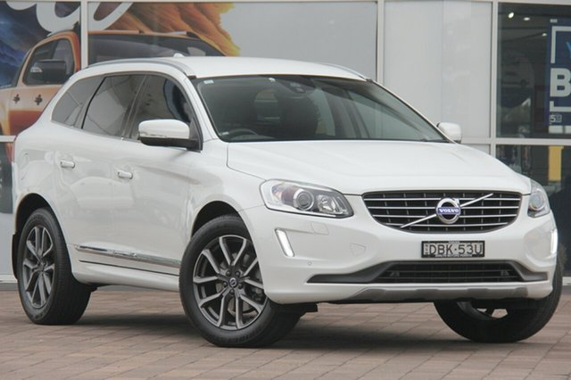 Discounted Used Volvo XC60 D5 Geartronic AWD Luxury, Southport, 2015 Volvo XC60 D5 Geartronic AWD Luxury SUV