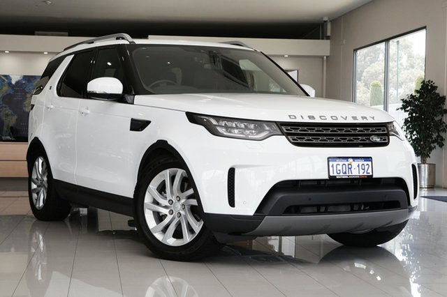 Used Land Rover Discovery TD6 SE, Cannington, 2018 Land Rover Discovery TD6 SE Wagon
