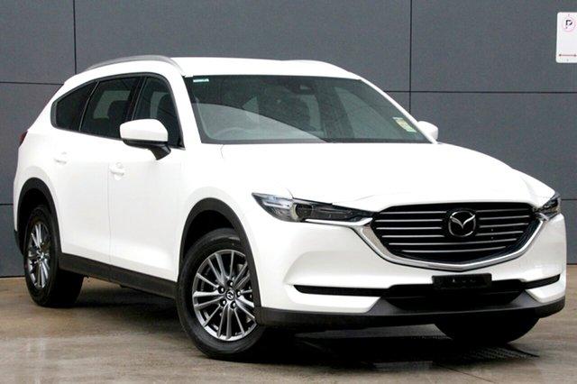 New Mazda CX-8 Sport SKYACTIV-Drive FWD, Cheltenham, 2018 Mazda CX-8 Sport SKYACTIV-Drive FWD Wagon