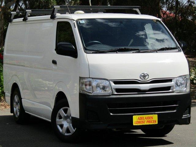 Used Toyota HiAce LWB, 2012 Toyota HiAce LWB Van