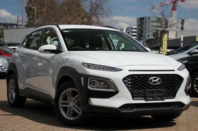 New Hyundai Kona Active D-CT AWD, Beaudesert, 2018 Hyundai Kona Active D-CT AWD Wagon