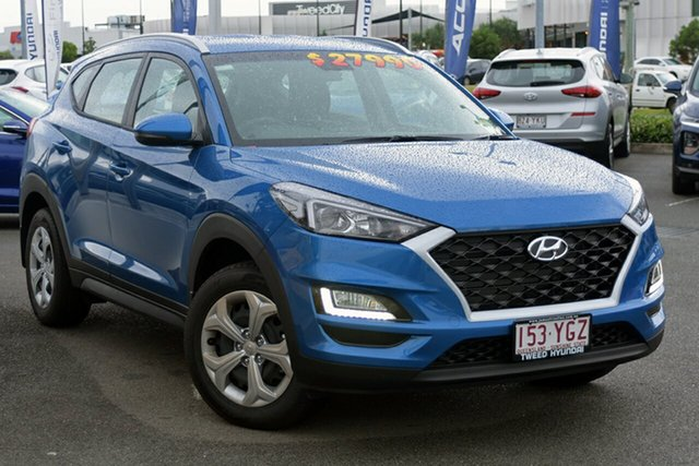 Demonstrator, Demo, Near New Hyundai Tucson Go 2WD, Southport, 2018 Hyundai Tucson Go 2WD Wagon