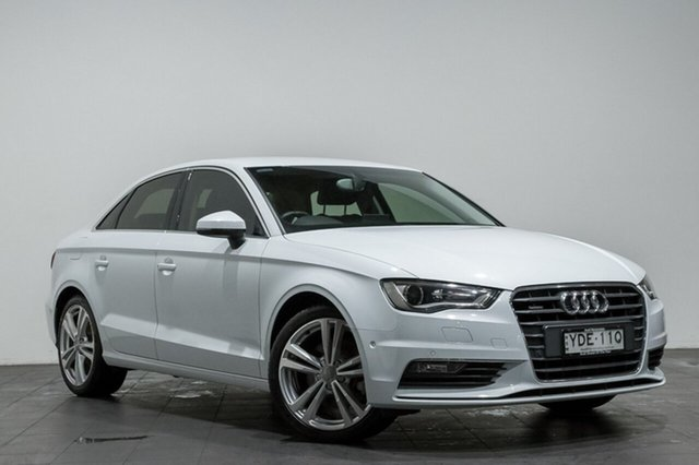 Used Audi A3 Ambition S tronic quattro, Rozelle, 2015 Audi A3 Ambition S tronic quattro Sedan