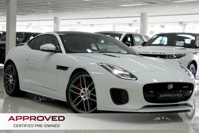 Discounted Used Jaguar F-TYPE 2.0 R-Dynamic (221KW), Concord, 2017 Jaguar F-TYPE 2.0 R-Dynamic (221KW) Coupe