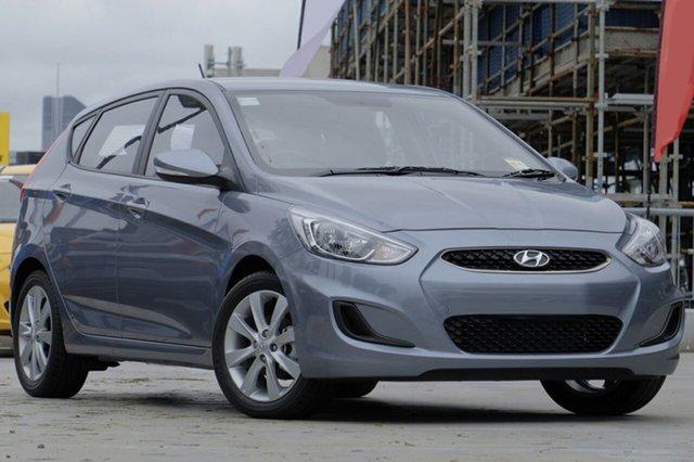 New Hyundai Accent Sport, Cheltenham, 2018 Hyundai Accent Sport Hatchback
